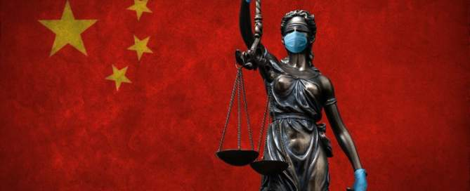 Bring China to Justice