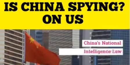 China-spies