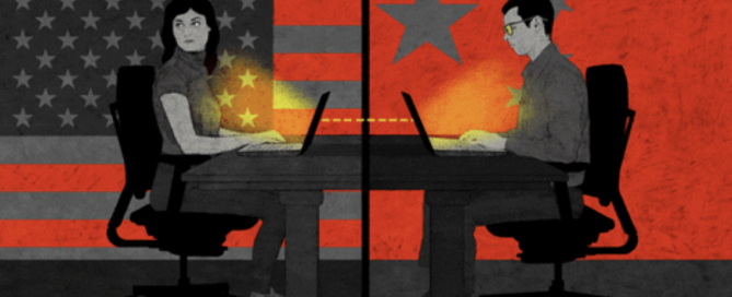 Internet Ware, USA vs China