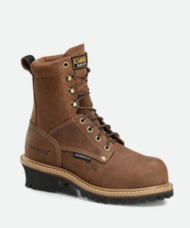 Carolina Footwear, Work boots, shoes