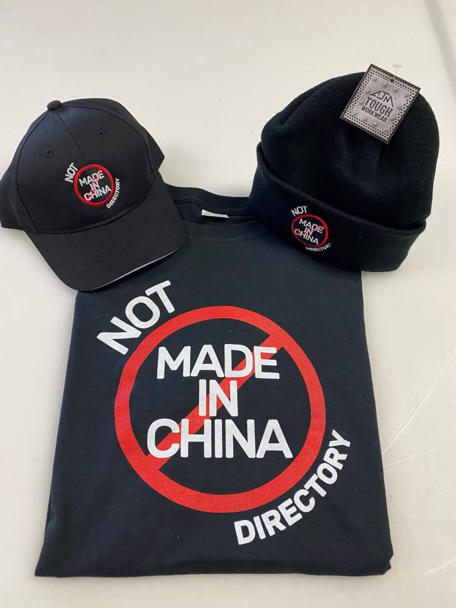NMIC Not Made In China Merchandice